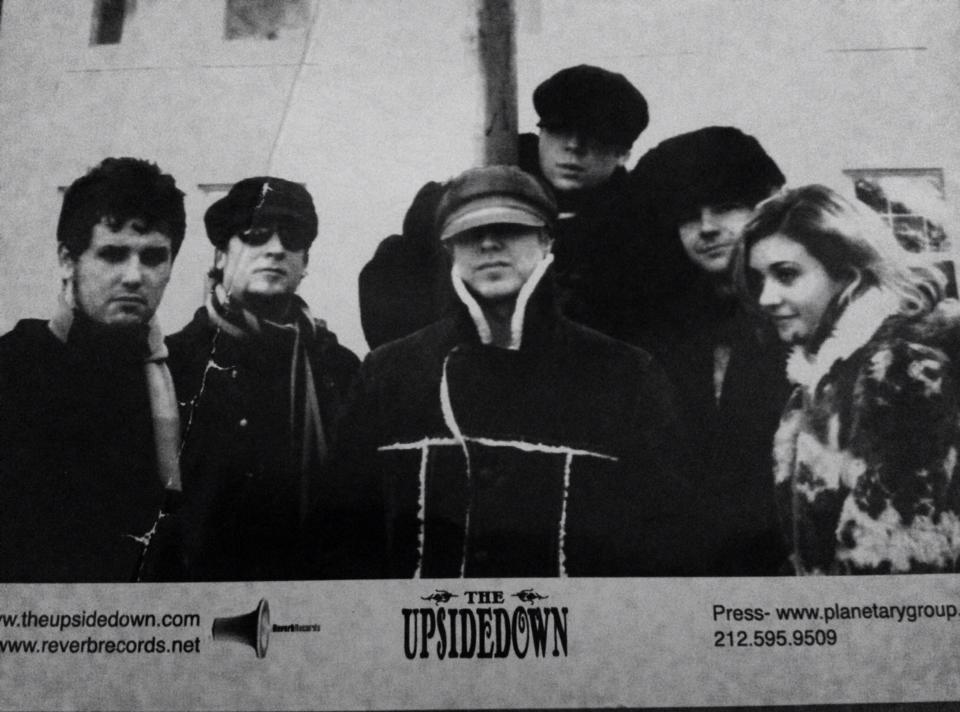 The Upsidedown Portland Band